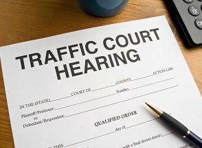 traffic court